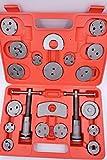 Witss Resetter de pistón KIT Reposición Pistón de freno pistón Placa trasera - Set pistón rücks Plato 22tg