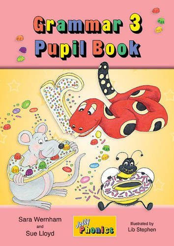 Grammar 3 Pupil Book (Jolly Learning)