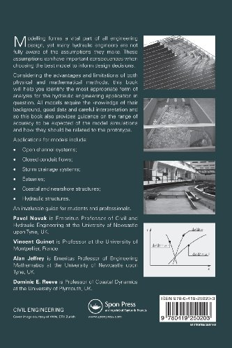 Hydraulic Modelling: An Introduction: Principles, Methods and Applications