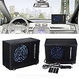 CatcherMy Klimaanlage Fürs Auto, Universal-Klimaanlage mit Gleichstrom und 12 V, Verdunstungskühler, Tragbare Mini-Klimaanlage