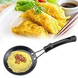 Ardorman Omelettpfanne, kleine Antihaft-Eierpfanne, runde Mini-Eierpfanne mit Beschichtung, Kochgeschirr, Küchenbedarf