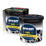 Best Auto Air Fresheners - Areon Black Crystal Gel Air Freshener for Car Review