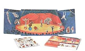 Egmont Toys-630664 Juego magnético Circus, (630664)
