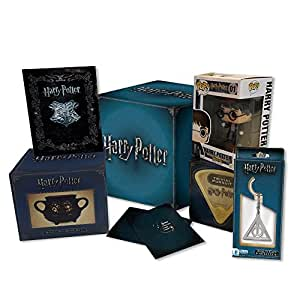 Harry Potter - Fan Box Esclusiva Amazon (Limited Edition) (16 Blu Ray)