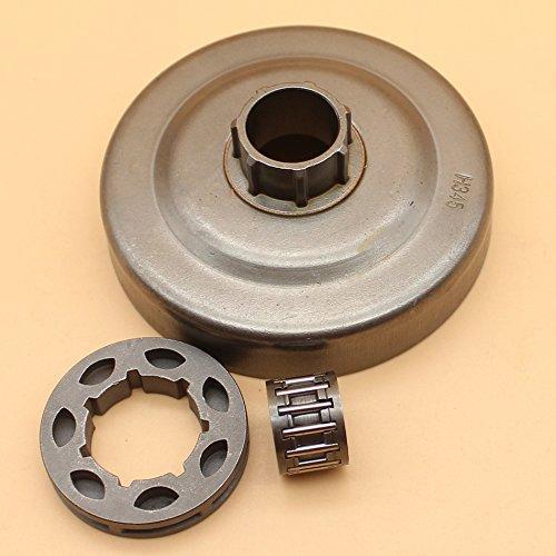 Frizione tamburo rocchetto RIM 3/20,3cm -7t cuscinetto ruota per Husqvarna 340345350445450motosega