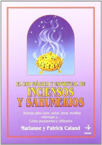 USO Magico y Espiritual D Inciensos y S. (LA Tabla De Esmeralda)