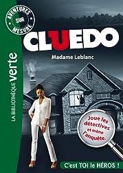 Aventures sur Mesure - Cluedo 06, Madame Leblanc