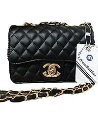 7c5933f5079b2 liyuan Handtaschen Messenger Bag Lingge Kette Paket Schulter Mode Mini  Tasche