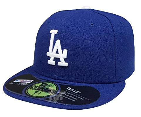 MLB Anaheim Angels Game AC On Field 59Fifty Fitted Cap-718