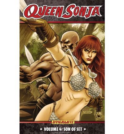 [{ Son of Set (Queen Sonja #04) - By Nelson, Arvid ( Author ) Oct - 16- 2012 ( Paperback ) } ]