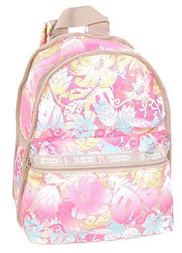 lesportsac-backpack-basic-tropicool