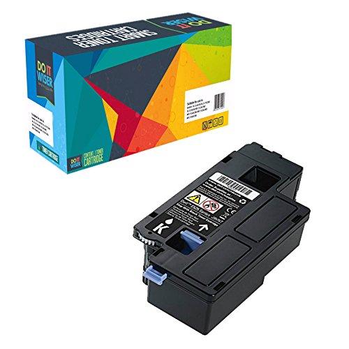 Do it Wiser ® Kompatibel Toner Hohe Kapazität für Dell E525w | 593-BBLN (Schwarz 2.000 Seiten) (Original Dell Teilenummer)