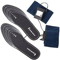 Peak Power Thermosohlen Set m. Heizelement Gr. 36-45 Schuhheizung inkusive 6 Batterien preisvergleich bei billige-tabletten.eu
