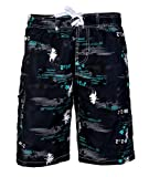 APTRO Herren Slim Fit Freizeit Shorts Casual Mode Urlaub Strand-Shorts Sommer Jun 1526 DE 3XL Blau