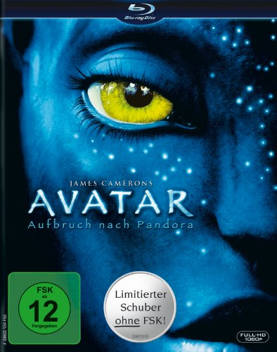 Twentieth Century Fox Home Entert. Avatar - Aufbruch nach Pandora (Limited Edition im Schuber) [Blu-ray]