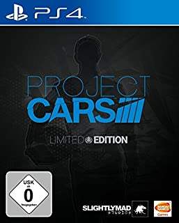 Project CARS - Limited Edition - Steelcase (exklusiv bei Amazon.de) - [Playstation 4] (B00MFQA3P4) | Amazon price tracker / tracking, Amazon price history charts, Amazon price watches, Amazon price drop alerts