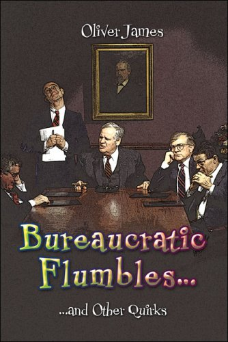 Bureaucratic Flumbles. Cover Image