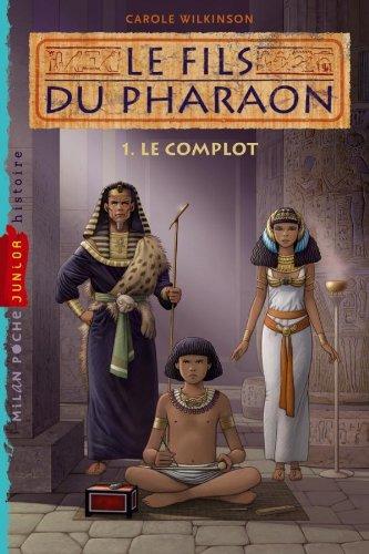 Ramose T01 Le fils du pharaon (NE) par Natalie Zimmermann