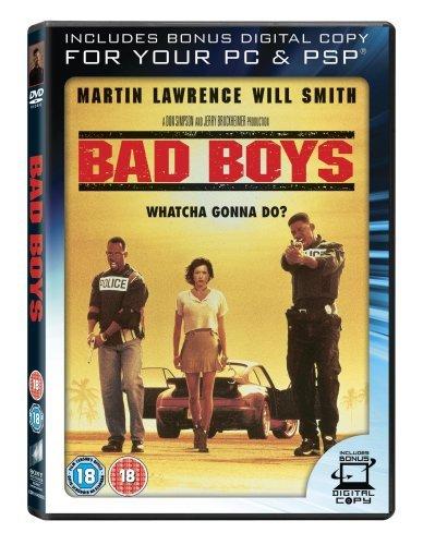 Bad Boys (with Bonus Digital Copy) [DVD] by Martin Lawrence