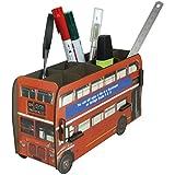 Werkhaus Stiftehalter, Design: Londoner Doppeldeckerbus