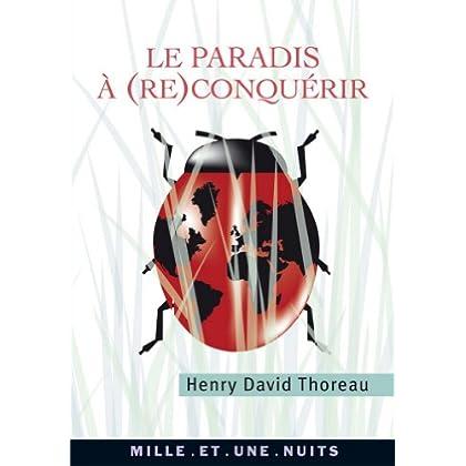 Le Paradis à (re)conquérir (La Petite Collection t. 481)