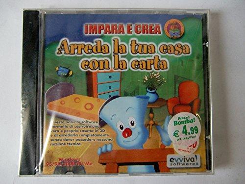 CD-ROM Software per bambini