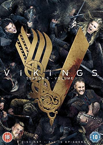 Preisvergleich Produktbild Vikings - Season 5 Volume 1 [3 DVDs] [UK Import]