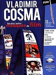 Vladimir Cosma ses plus belles musiques de film pour Flûte et piano