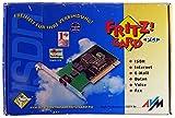 AVM ISDN FRITZ!Card Fritzkarte PnP PCI Win7 ok ID9044