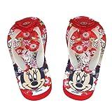 Minnie Mouse Flip Flops Premium Disney Badelatschen Zehentrenner 2301_772
