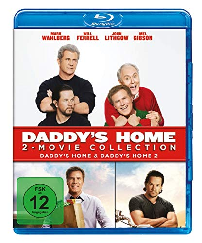 Daddy's Home 1 + 2 [Blu-ray]