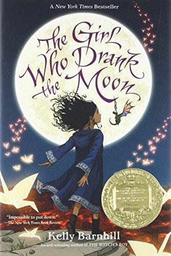 The Girl Who Drank the Moon por Kelly Barnhill
