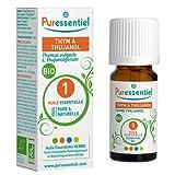 Puressentiel - PURESSENTIEL Huile Essentielle Bio Thym à Thujanol 5ml