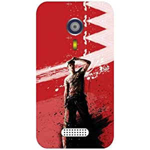 Micromax A 116 Phone Cover - Sight Up Matte Finish Phone Cover
