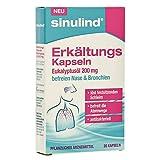 SINULIND Erkältungs Kapseln 20 St Kapseln