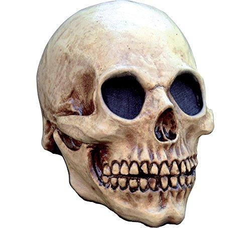 Máscara cráneo calavera de latex para Halloween