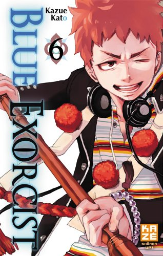 Blue Exorcist Edition simple Tome 6