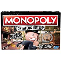 Monopoly Game Cheaters Edition Board Game