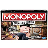 Monopoly Game Cheaters Edition Brettspiel