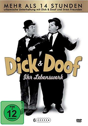 Dick & Doof - Ihr Lebenswerk ( Einmalige Klassiker Sammlung auf 6 DVDs in einer Box )