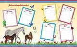 Pferde Kindergartenfreundebuch: Meine ersten Freunde -