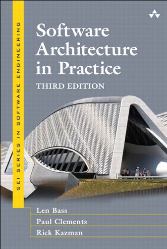 Software Architecture in Practice: Software Architect Practice_c3 (SEI Series in Software Engineering) (English Edition)
