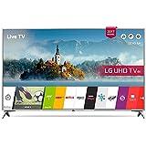 """TV LED LG 43UJ651V - 43""""/109CM - UHD 4K 3840x2160 - HDR HDR 10 / HDR-HLG - SMART TV - AUDIO 20W - WIFI - BT - 4xHDMI - 2xUSB"""
