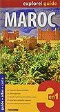 Maroc : Guide + Atlas + Carte routière 1/1 500 000