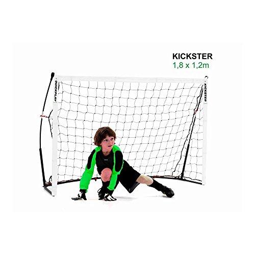 Obiettivo Quickplay Kickster Academy Calcio 6x4 (1,8x1,2 m)