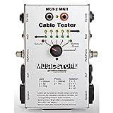 MCT-2 MKII Kabeltester inkl.9V Batterie + Messspitzen