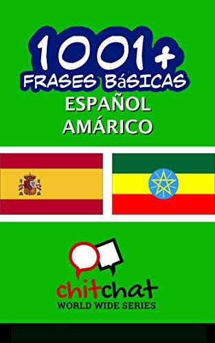 1001+ Frases Básicas Español - Amárico