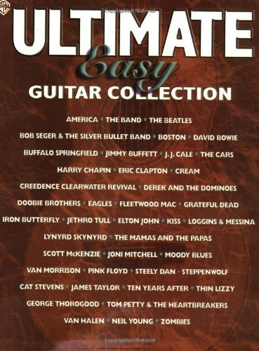Ultimate Easy Guitar Collection by Publications, Warner Bros. [2003] - Easy Collection Guitar Ultimate