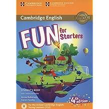 Fun for starters. Student's book. Per la Scuola media. Con e-book. Con espansione online. Con CD-Audio
