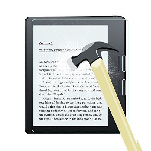 ACdream Kindle Oasis Screen Protector, Premium HD Tempered Glass Screen Protector for Kindle Oasis, Ultra Clear